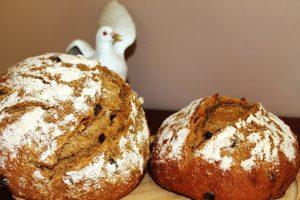 Orange Raisin Bread