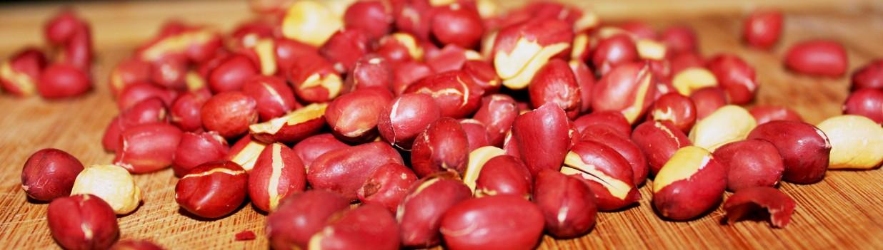Redskin peanuts