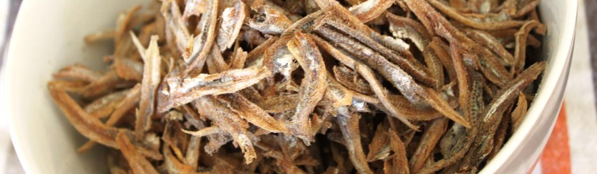 anchovy ikan bilis