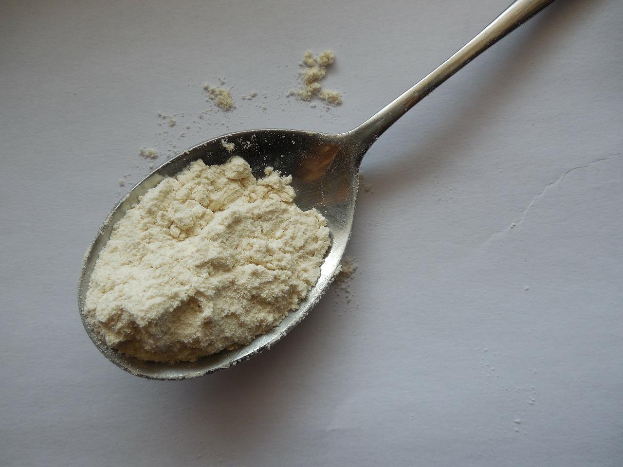 what is white flour